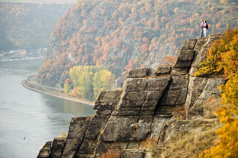 Wanderwege Deutschland Karte.Deutschlands Schönste Wanderwege 2019