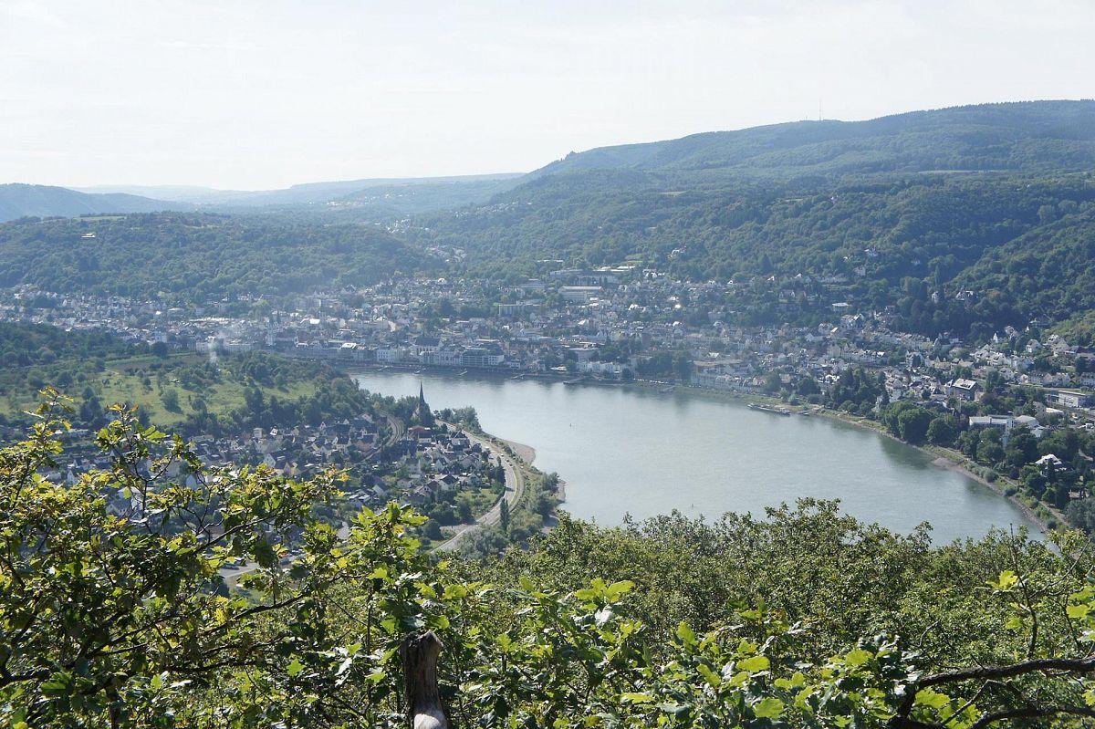 Klettersteig Rheinsteig Boppard : Der mittelrhein klettersteig bei boppard am rhein erweiterte tour