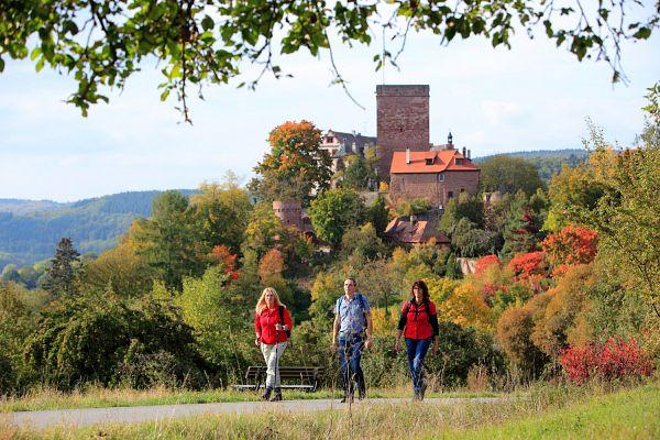 Panoramaweg Taubertal