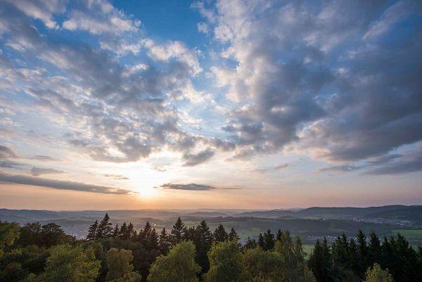 Sauerland-Höhenflug