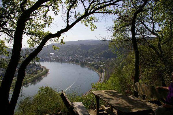 Traumschleife Mittelrhein-Klettersteig