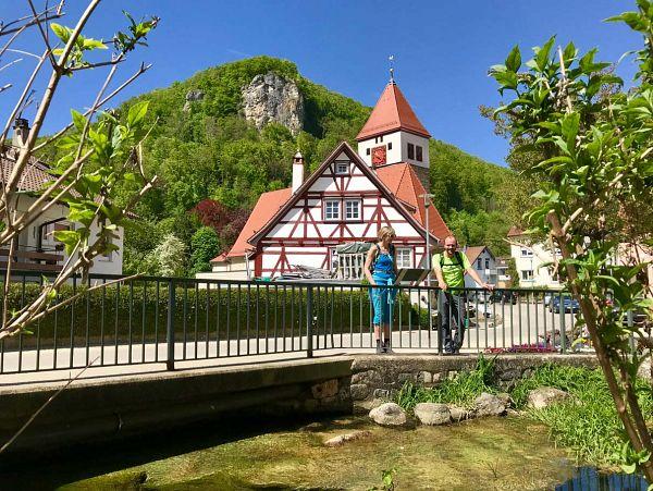 Löwenpfade Geislinger Felsen-Tour