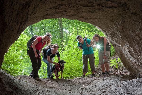 Traumpfad Höhlen- und Schluchtensteig